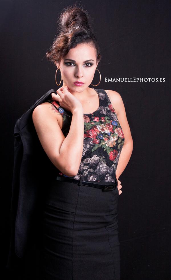 Retrato de moda, book fotográfico Amor