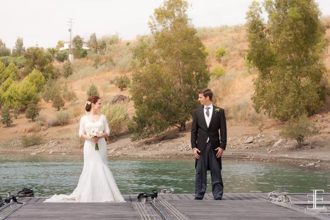 embarcadero fotografia de boda creativa