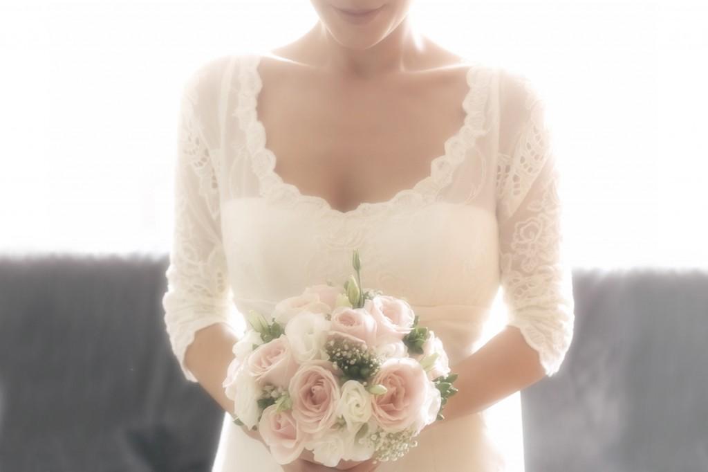 ramo de flor rosas Emanuellephotos Boda detalles