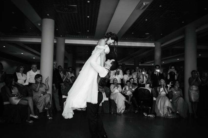 primer baile de novios en malaga