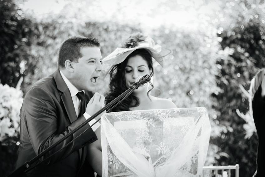 fotografía de las lecturas foto original de boda