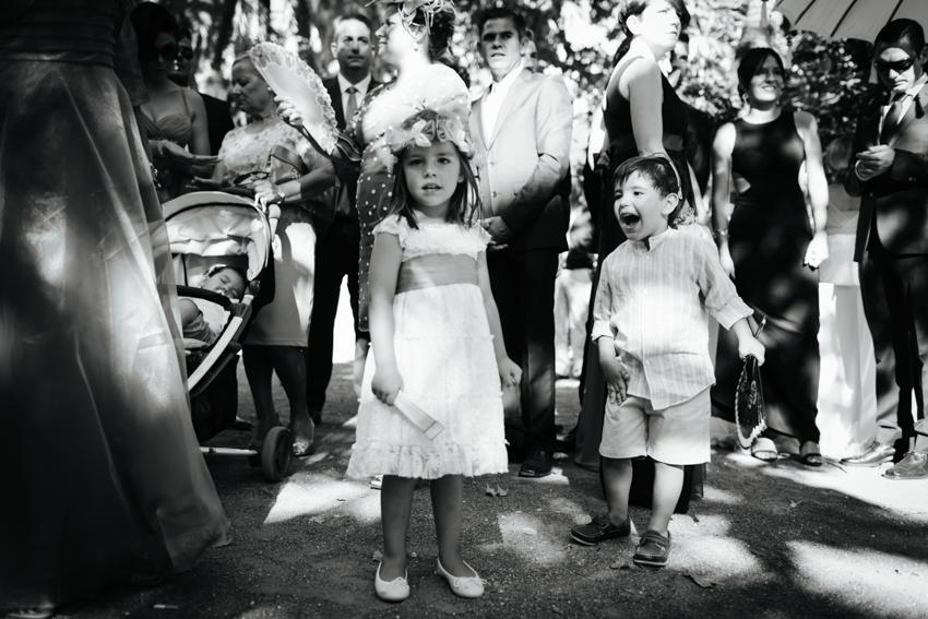 fotografía de boda diferente