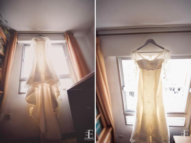 fotografia creativa boda dettalle vestido boda malaga