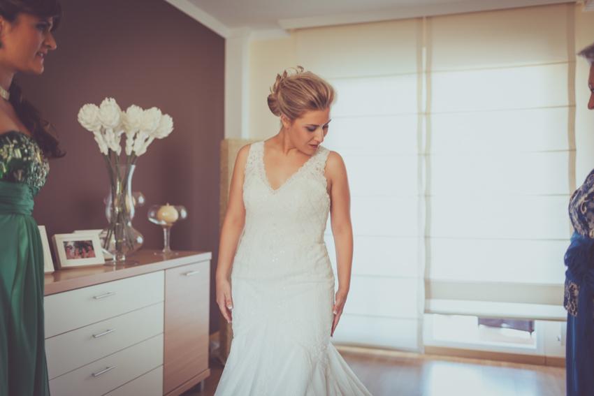 preparativos de la novia fotografía artística de boda granada