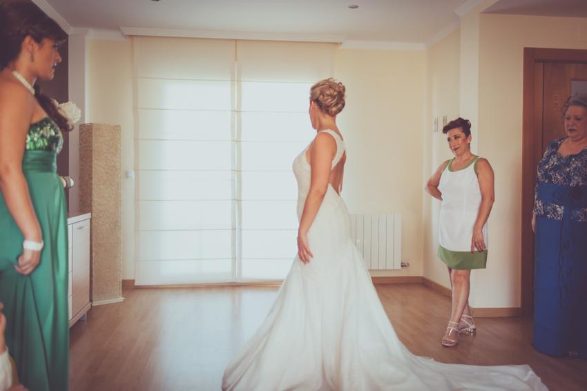 traje de novia en granada