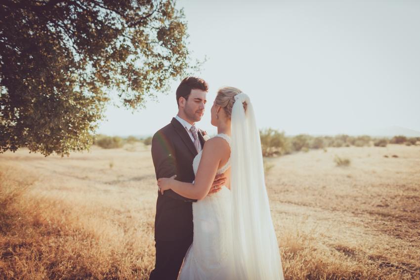 foto de exterior para la boda, reportaje en el campo al aire libre