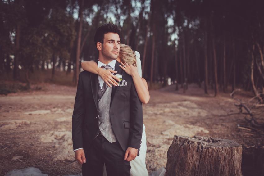 fotografía romantica y sentimental de boda emanuelle photos