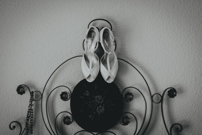 zapato de novia en málaga