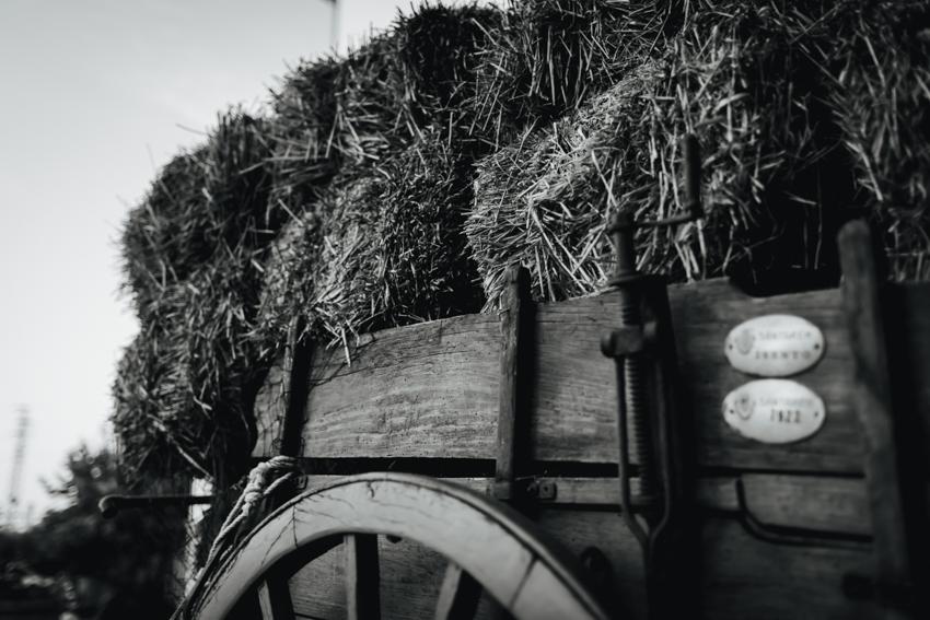 detalle del restaurante finca eslava de antequera