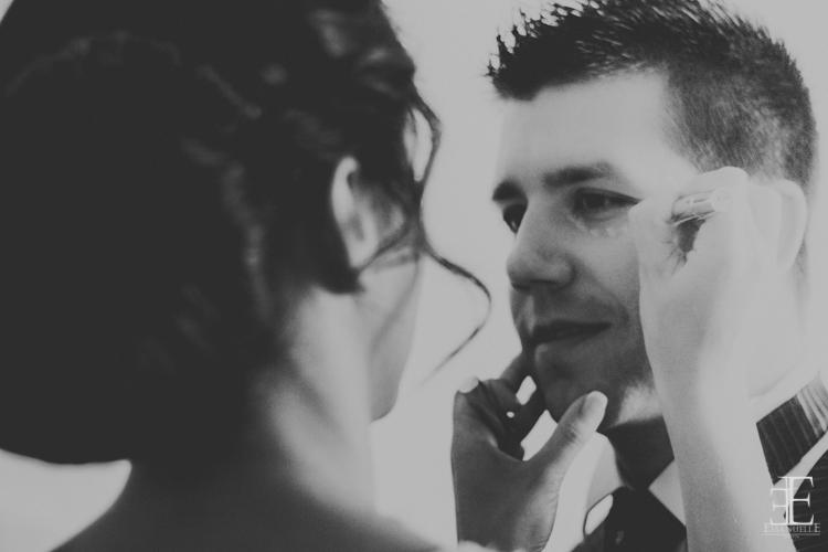 momento divertido durante la boda en granada