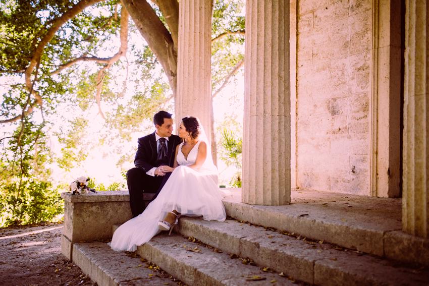 boda romantica y sentimental en malaga