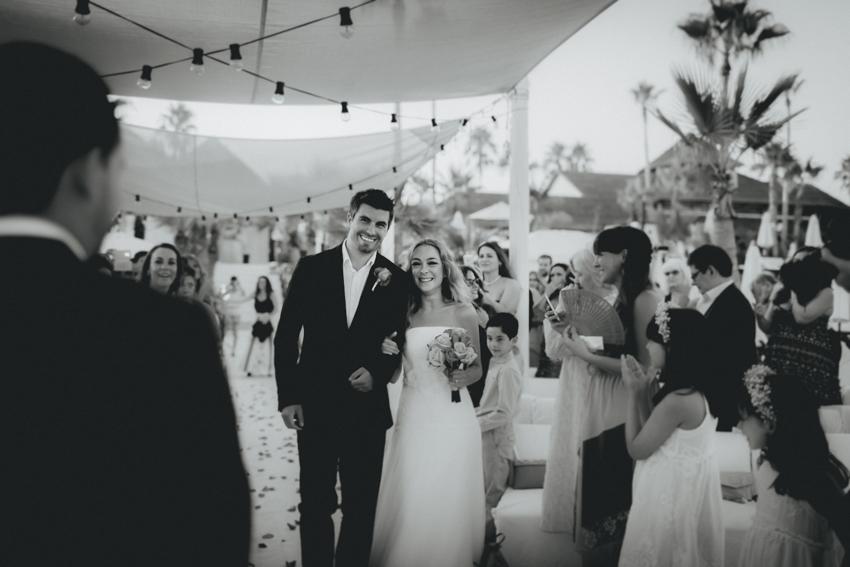 boda en marbella purobeach