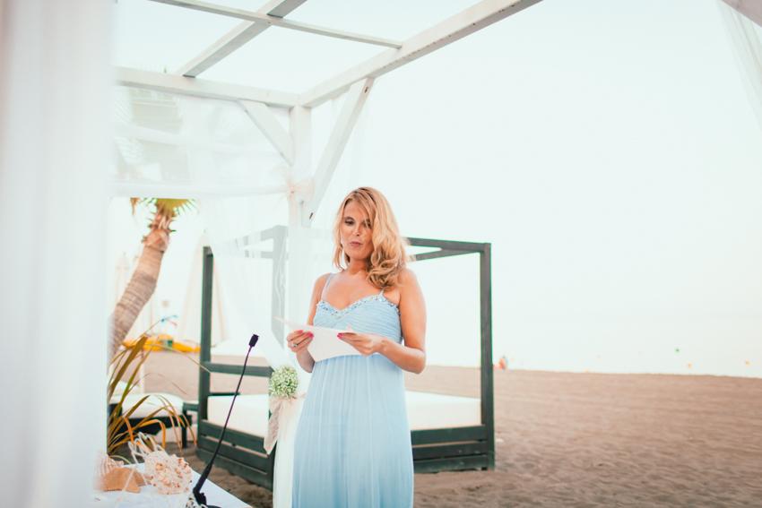lectura boda civil en marbella