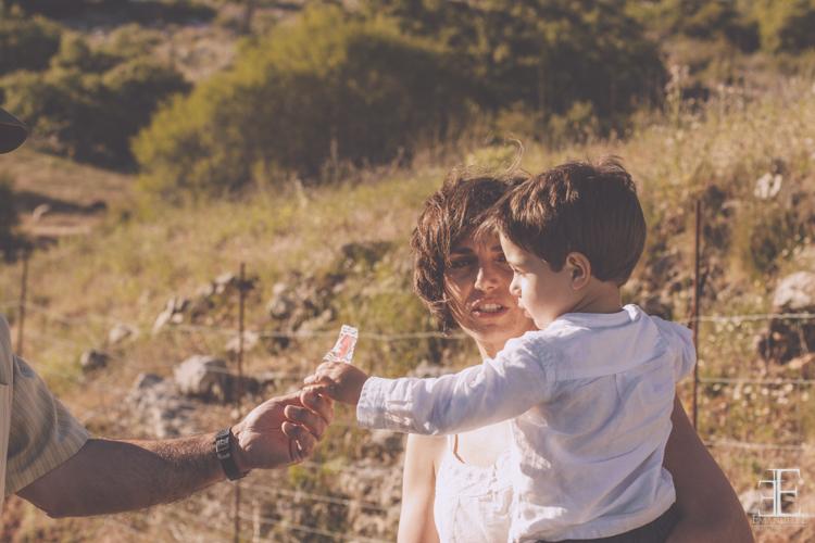 foto de book espontanea durante reportaje de pre boda